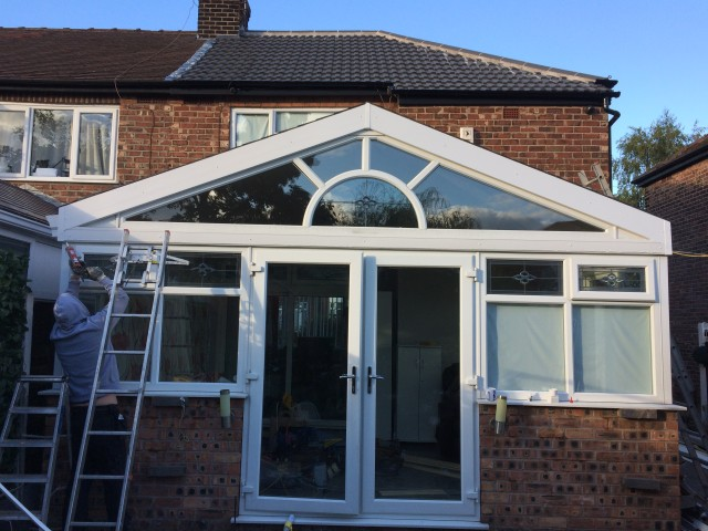 Conservatory Roofs Stockport Replacement Timber Roof